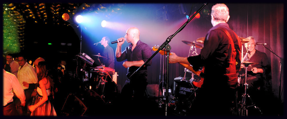 Superdudes songs we play live at our gigs. Repertoire for set list